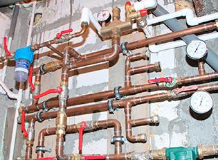 </p> <h6>Instalaciones de agua</h6> <p>
